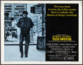 "Movie Posters:Crime, Taxi Driver (Columbia, 1976). Half Sheet (22"" X 28""). Crime.. ..."