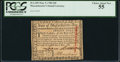 Colonial Notes:Massachusetts, Massachusetts May 5, 1780 $20 PCGS Choice About New 55.. ...