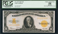 Large Size:Gold Certificates, Fr. 1173 $10 1922 Gold Certificate PCGS Apparent Choice About New 58.. ...