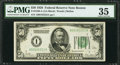 Fr. 2100-A $50 1928 Federal Reserve Note. PMG Choice Very Fine 35