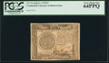 Colonial Notes:Continental Congress Issues, Continental Currency April 11, 1778 $7 PCGS Very Choice New 64PPQ.....