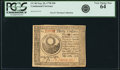 Colonial Notes:Continental Congress Issues, Continental Currency September 26, 1778 $30 PCGS Very Choice New 64.. ...