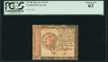 Colonial Notes:Continental Congress Issues, Continental Currency January 14, 1779 $2 PCGS Choice New 63.. ...