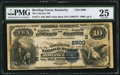 National Bank Notes:Kentucky, Bowling Green, KY - $10 1882 Value Back Fr. 577 The Citizens NB Ch.# (S)5900. ...
