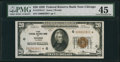 Small Size:Federal Reserve Bank Notes, Fr. 1870-G* $20 1929 Federal Reserve Bank Note. PMG Choice Extremely Fine 45.. ...
