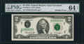 Error Notes:Major Errors, Fr. 1935-D $2 1976 Federal Reserve Note. PMG Choice Uncirculated 64EPQ.. ...
