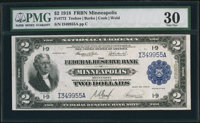Fr. 772 $2 1918 Federal Reserve Bank Note PMG Very Fine 30