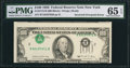 Error Notes:Inverted Third Printings, Fr. 2172-B $100 1988 Federal Reserve Note. PMG Gem Uncirculated 65EPQ.. ...