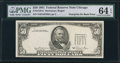 Error Notes:Third Printing on Reverse, Fr. 2120-G $50 1981 Federal Reserve Note. PMG Choice Uncirculated 64 EPQ.. ...