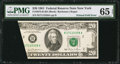Error Notes:Foldovers, Fr. 2073-B $20 1981 Federal Reserve Note. PMG Gem Uncirculated 65EPQ.. ...