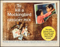 "Movie Posters:Drama, To Kill a Mockingbird (Universal, 1963). Half Sheet (22"" X 28"").Drama.. ..."