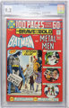 The Brave and the Bold #113 (DC, 1974) CGC NM- 9.2 Off-white to white pages