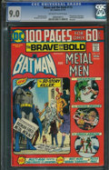 Bronze Age (1970-1979):Superhero, The Brave and the Bold #113 (DC, 1974) CGC VF/NM 9.0 Off-white to white pages.
