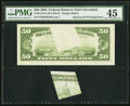 Error Notes:Obstruction Errors, Fr. 2122-D $50 1985 Federal Reserve Note. PMG Choice Extremely Fine 45.. ...