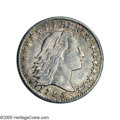 Early Half Dimes: , 1795 H10C V-5, LM-8, R.3. XF40 NGC. Reiver state a. Toned apleasing medium gray throughout and a good collector coin for t...