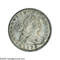 Early Half Dimes: , 1796/5 H10C V-2, LM-2, R.6. Reiver state b. XF45 NGC. One of themost sought after varieties as this is an important Guid...