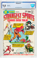 Bronze Age (1970-1979):Miscellaneous, DC Special #7 Strangest Sports Stories (DC, 1970) CBCS NM/MT 9.8White pages....