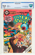 Bronze Age (1970-1979):Superhero, DC Special #29 Justice Society (DC, 1977) CBCS NM/MT 9.8 Off-white to white pages....