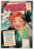 Golden Age (1938-1955):Miscellaneous, Brenda Starr #15 (Charlton, 1955) Condition: VF+....