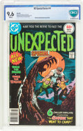 Bronze Age (1970-1979):Horror, DC Special Series #4 Unexpected (DC, 1977) CBCS NM+ 9.6 Whitepages....