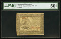 Colonial Notes:Continental Congress Issues, Continental Currency September 26, 1778 $5 PMG About Uncirculated50 EPQ.. ...