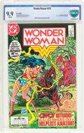 Modern Age (1980-Present):Superhero, Wonder Woman #313 (DC, 1984) CBCS MT 9.9 White pages....