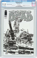 Modern Age (1980-Present):Horror, The Walking Dead #1 Wizard World Portland Sketch Edition (Image,2015) CGC NM/MT 9.8 White pages....