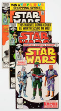 Modern Age (1980-Present):Science Fiction, Star Wars #39-44 The Empire Strikes Back Group (Marvel, 1980-81)Condition: Average FN/VF.... (Total: 6 Comic Books)