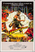 "Movie Posters:Adventure, Indiana Jones and the Temple of Doom (UIP, 1984). Australian OneSheet (27"" X 39.75""). Adventure.. ..."