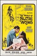 "Movie Posters:Romance, The World of Suzie Wong (Paramount, 1960). One Sheet (27"" X 41"").Romance.. ..."