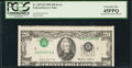 Error Notes:Inverted Third Printings, Fr. 2075-B $20 1985 Federal Reserve Note. PCGS Extremely Fine45PPQ.. ...