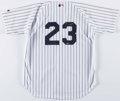 Autographs:Letters, Don Mattingly Signed New York Yankees Jersey. ...