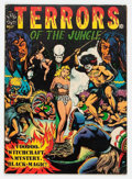 Golden Age (1938-1955):Horror, Terrors of the Jungle #17 (#1) (Star Publications, 1952) Condition:FN-....