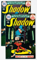 Bronze Age (1970-1979):Miscellaneous, The Shadow #6 Group of 2 (DC, 1974) Condition: Average NM-....(Total: 2 Comic Books)