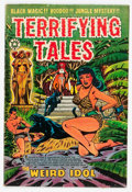 Golden Age (1938-1955):Horror, Terrifying Tales #14 (Star Publications, 1953) Condition: FN-....