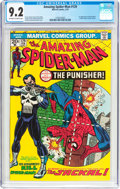 Bronze Age (1970-1979):Superhero, The Amazing Spider-Man #129 (Marvel, 1974) CGC NM- 9.2 Off-white towhite pages....