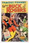 Golden Age (1938-1955):Science Fiction, Famous Funnies #209 (Eastern Color, 1953) Condition: VG-....