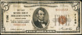 National Bank Notes:Pennsylvania, Millerstown, PA - $5 1929 Ty. 1 The First NB Ch. # 7156. ...