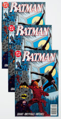 Modern Age (1980-Present):Superhero, Batman #457 Group of 8 (DC, 1983) Condition: Average NM.... (Total:8 Comic Books)