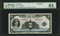 Canadian Currency: , BC-3 $2 1935.. ...