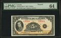 Canadian Currency: , BC-6 $5 1935.. ...