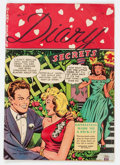 Golden Age (1938-1955):Romance, Blue Ribbon Comics #2 Diary Secrets (St. John, 1949) Condition:VG+....