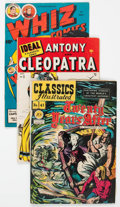 Golden Age (1938-1955):Miscellaneous, Golden Age Miscellaneous Comics Group of 8 (Various Publishers, 1940s-50s) Condition: Average GD/VG.... (Total: 8 Comic Books)