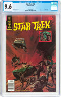 Bronze Age (1970-1979):Science Fiction, Star Trek #52 (Gold Key, 1978) CGC NM+ 9.6 White pages....