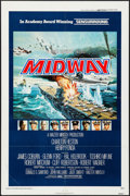 """Movie Posters:War, Midway & Other Lot (Universal, 1976). One Sheets (2) (27"""" X41""""). War.. ... (Total: 2 Items)"""
