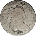 Early Dimes: , 1802 10C JR-4, R.4. Good 4 NGC. Terminal die state. Mediumsilver-gray and attractive for the grade. This is the terminal d...