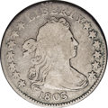 Early Dimes: , 1803 10C JR-2, R.6. Fine 12 NGC. Medium to dark gray and veryattractive for the moderate grade. The strike and surfaces ar...