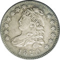 Bust Dimes: , 1820 10C Small 0. JR-12, R.6. Reiver state a. AU50 NGC. Thisremains one of the most difficult die pairings to obtain from ...