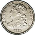 Bust Dimes: , 1833 10C JR-9, R.2. Reiver state c.--Improperly Cleaned--NCS. AUDetails. This coin has been cleaned with an abrasive which...