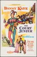 "Movie Posters:Comedy, The Court Jester (Paramount, 1955). One Sheet (27"" X 41""). Comedy.. ..."